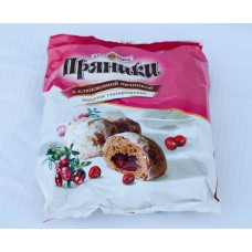 "Ginger bread ""#28"" with fruit fillings 330gr"