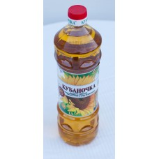 "Sunflower oil ""Kubanochka"" 1L"
